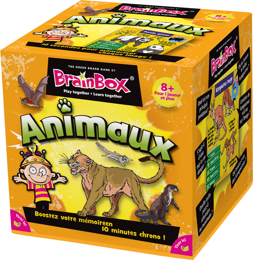 BrainBox : Animaux
