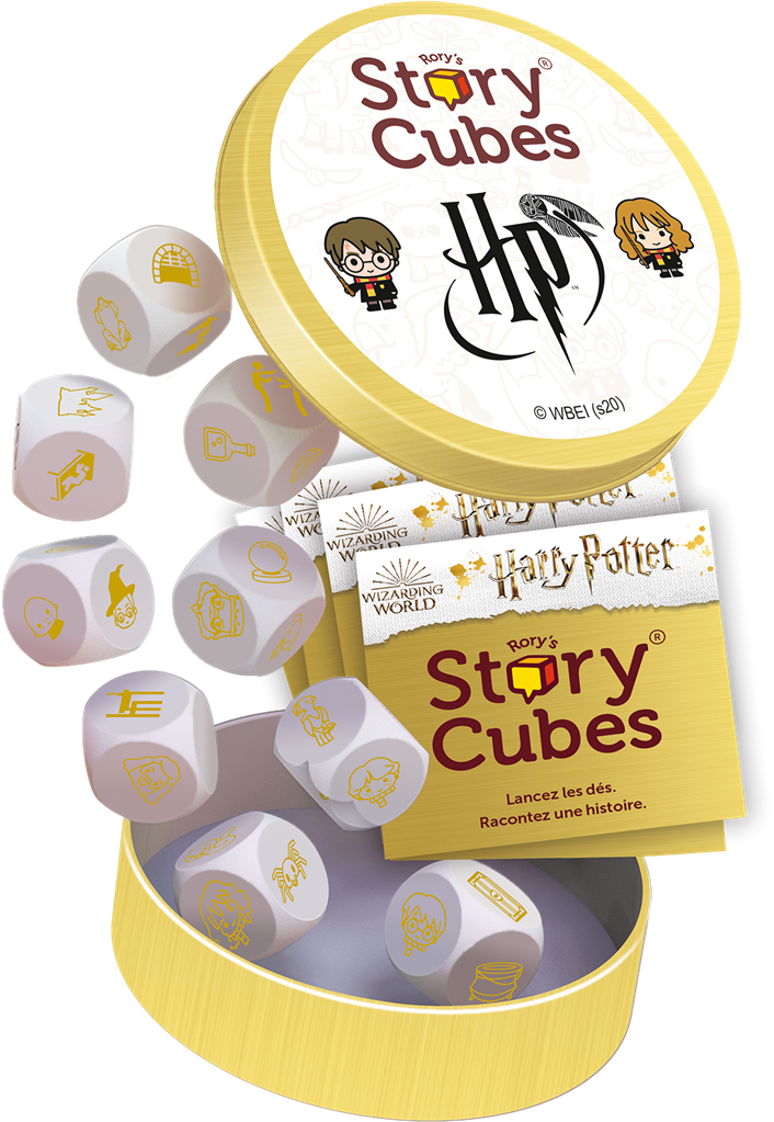 Rory's Story Cubes : Harry Potter (Blister Eco)