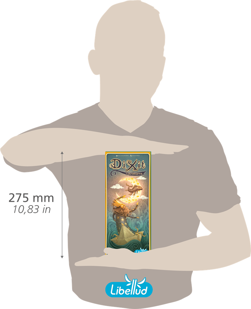 Dixit 5 Day Dreams (Ext)