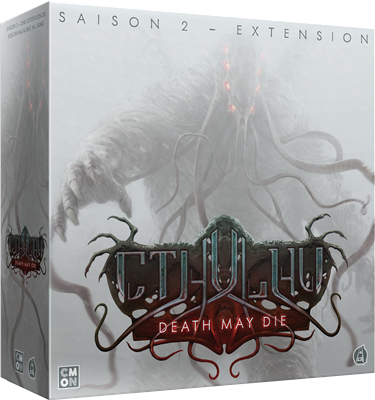 Cthulhu : Death May Die Saison 2 (Ext.)