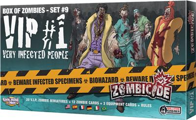 Zombicide : Very Infected People #1