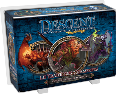 Descent : Le Traité des Champions (Ext)