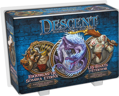 Descent : Les Éclats d'Eternoir (Ext)