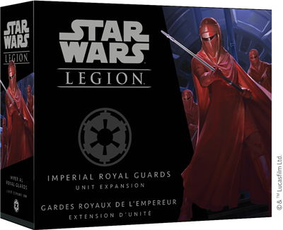 Star Wars Légion : Garde Royal