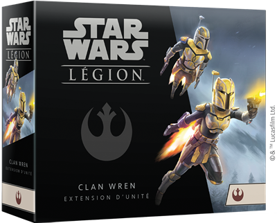 Star Wars Légion : Clan Wren
