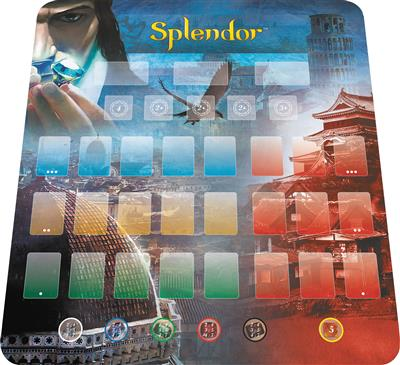 Splendor : Playmat (Tapis)