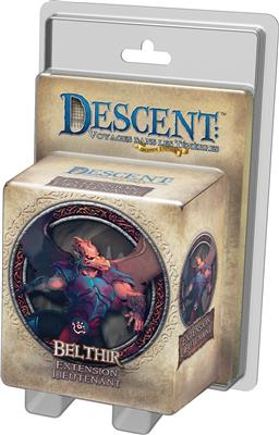 Descent : Lieutenant Belthir (Ext)