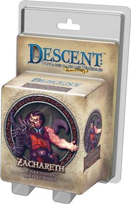 Descent : Lieutenant Zachareth (Ext)