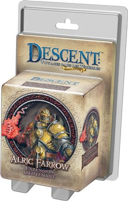 Descent : Lieutenant Alric Farrow (Ext)