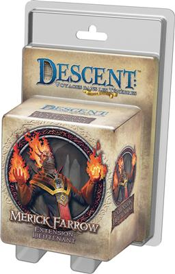 Descent : Lieutenant Merick Farrow (Ext)