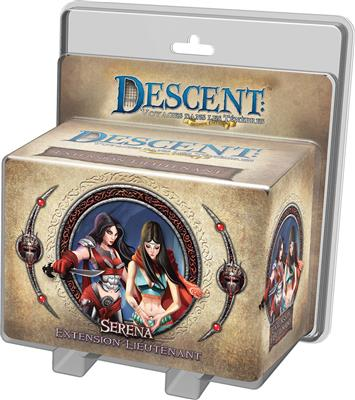 Descent : Lieutenant Serena (Ext)