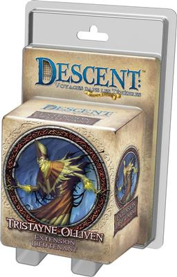 Descent : Lieutenant Tristayne Olliven (Ext)