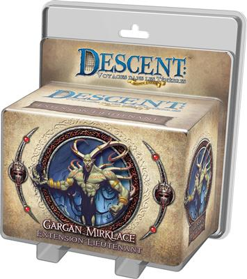 Descent : Lieutenant Gargan Mirklace (Ext)