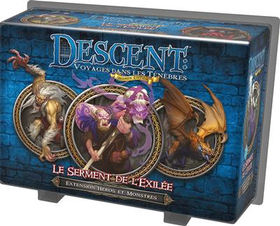 Descent : Le Serment de l'Exilée (Ext)
