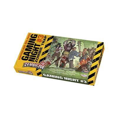 Zombicide : Gaming Night Kit #3